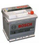 Аккумулятор Bosch S5 Silver Plus 0092S50020 ПРАВЫЙ [+] 12V 54AH 530A 207*175*190